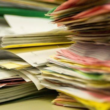 Atelier : Home/office-organising «Domptez la paperasse !»,  lundi 17 décembre