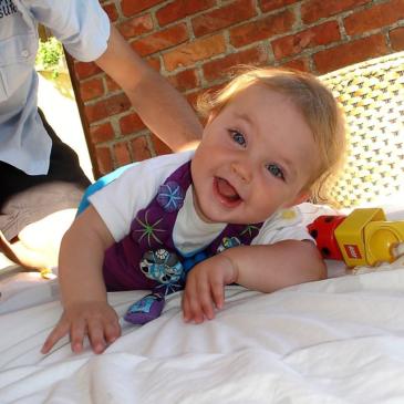 Ateliers Baby Move 0 à 12 mois (4 dates, février-avril 2020)