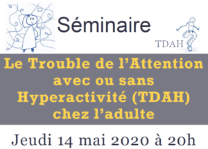 Le Trouble de l'Attention avec ou sans Hyperactivité (TDAH) chez l'adulte @ Trait d'Union - Silly | Silly | Wallonie | Belgique