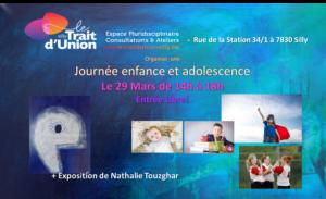 Journée enfance et adolescence – Conférences et ateliers @ Trait d'Union - Silly | Silly | Wallonie | Belgique