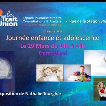 Gratuit-Journée enfance et adolescence – Conférences et ateliers – 29 Mars