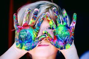 Atelier créatif 3-6ans: Le corps